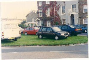 Norfolk Place Parking